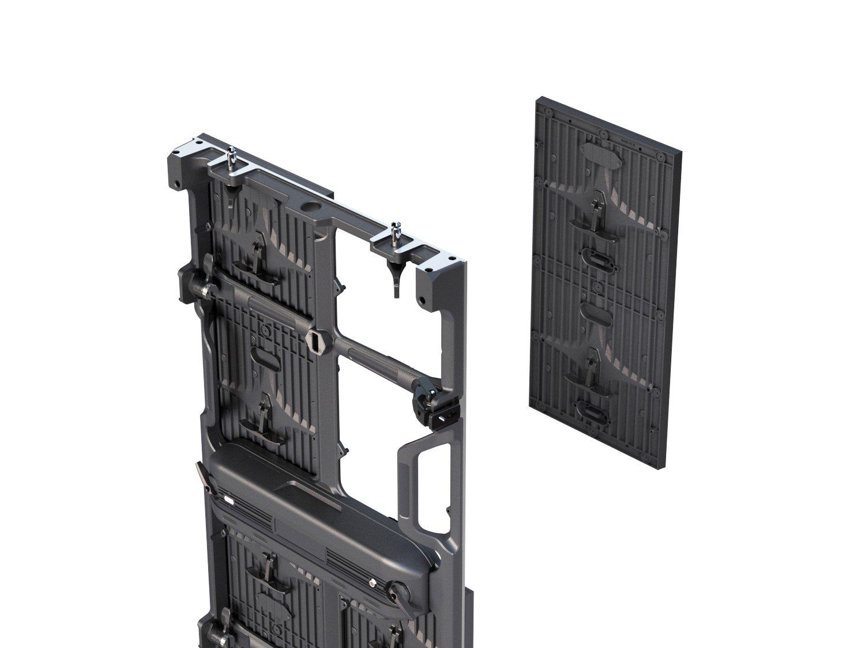 ULS rental LED virtual production 500x1000 assemble effect 1