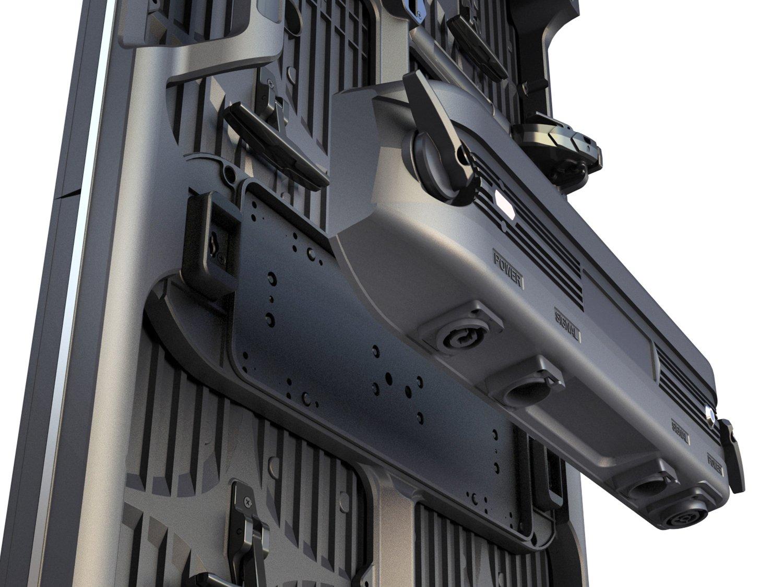 ULS rental LED virtual production 500x1000 assemble effect 3