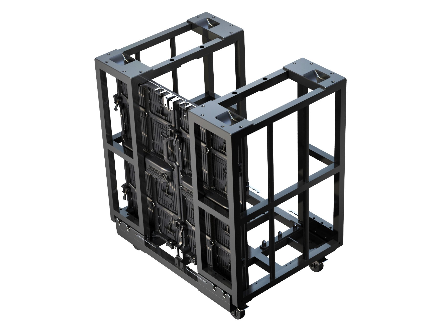 ULS rental LED virtual production Corner protection 1