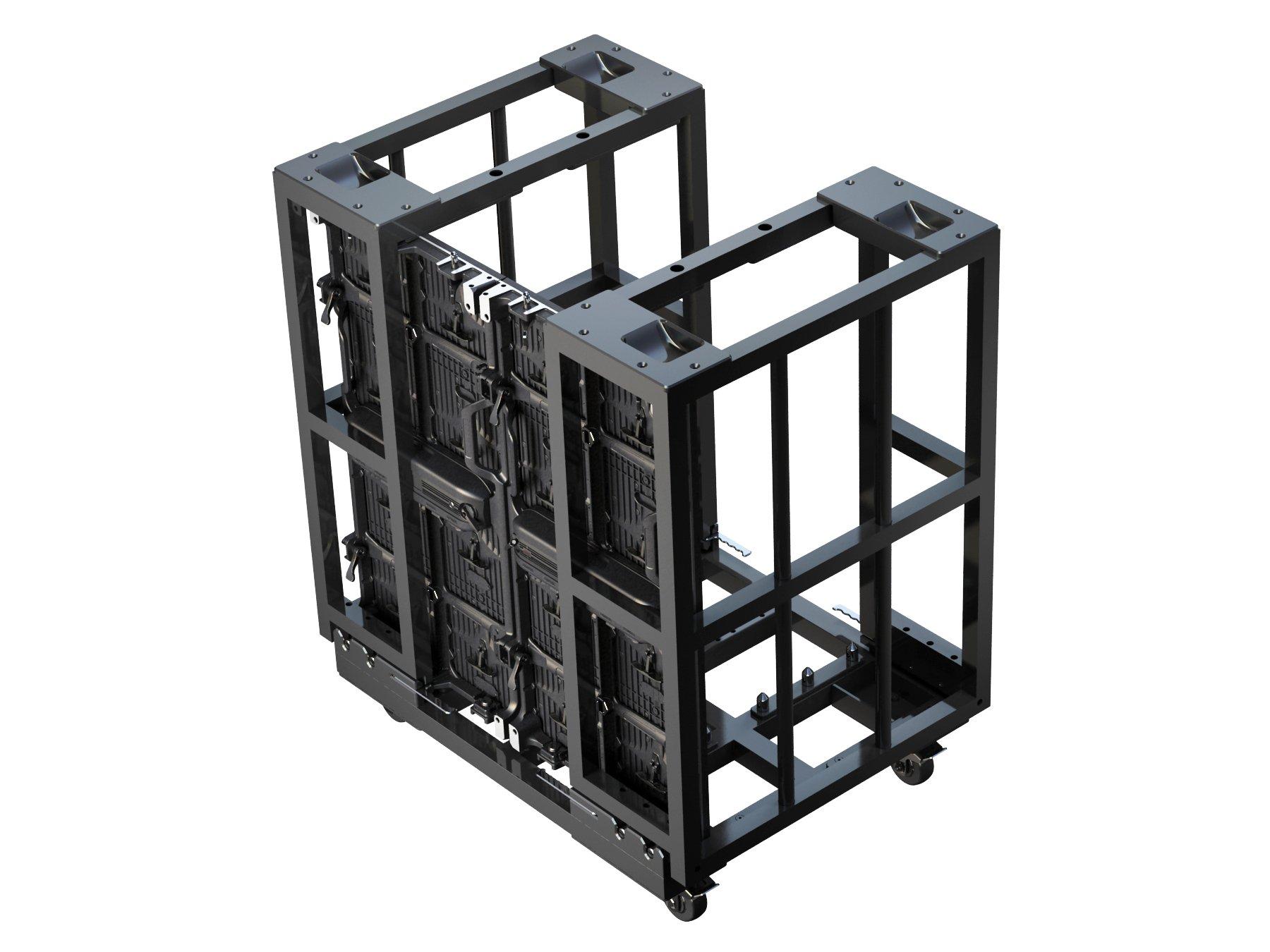 ULS rental LED virtual production Corner protection