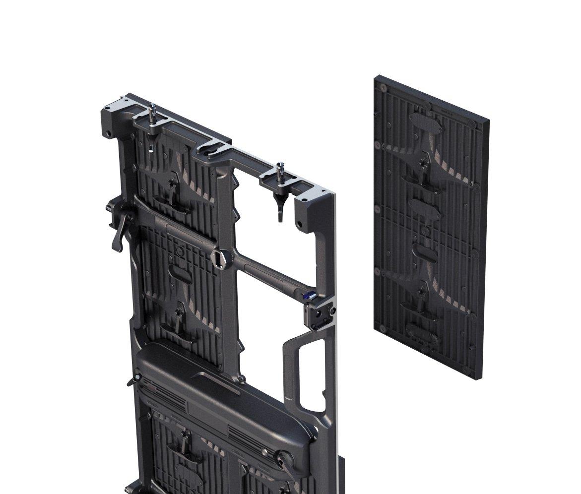 ULS rental LED virtual production Front maintenance