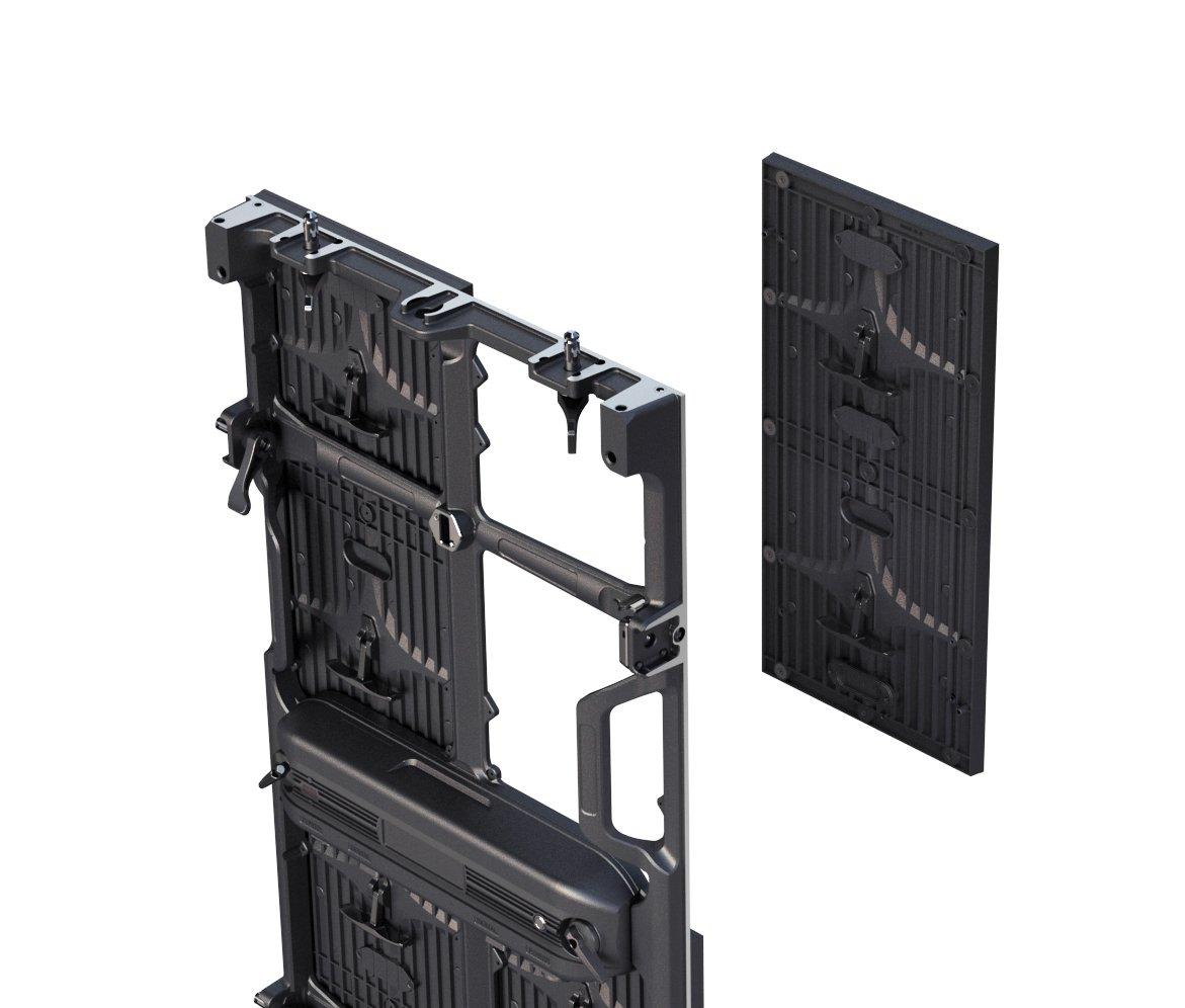 ULS rental LED virtual production Front maintenance1