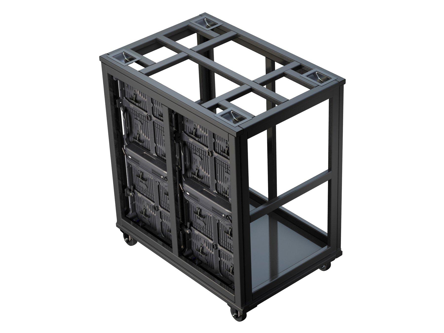 ULS rental LED virtual production truck
