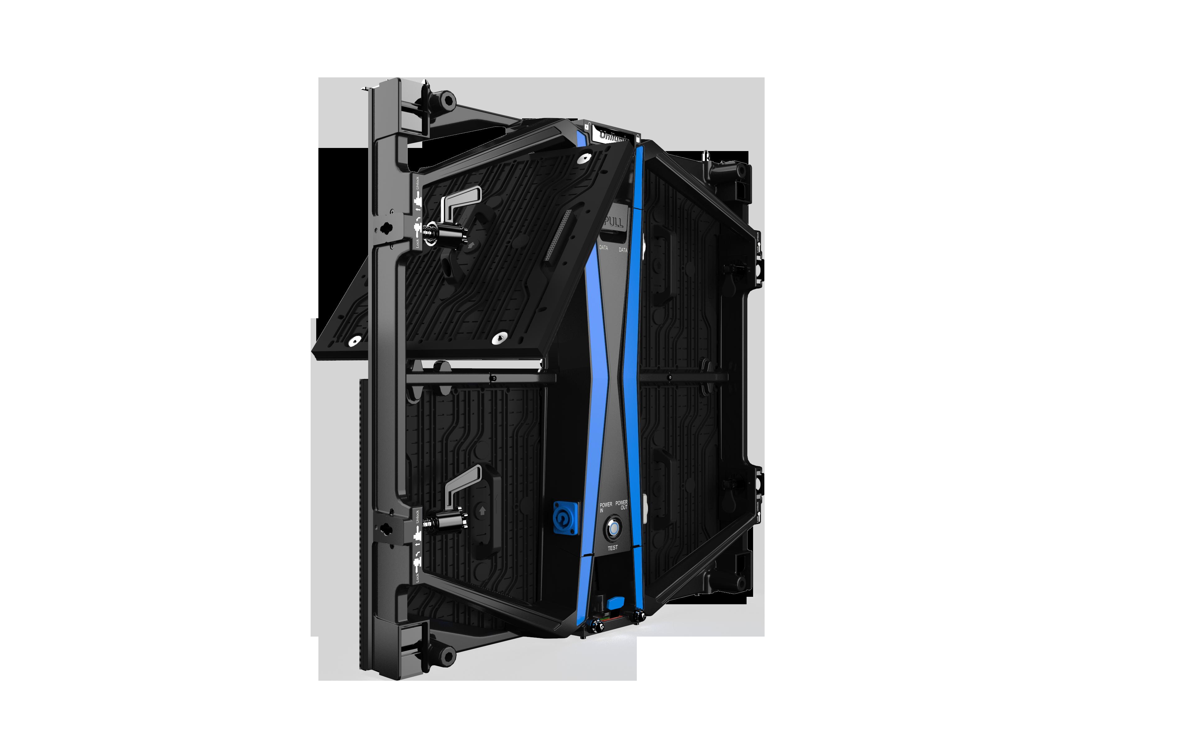 UPAD4 virtual production rental led