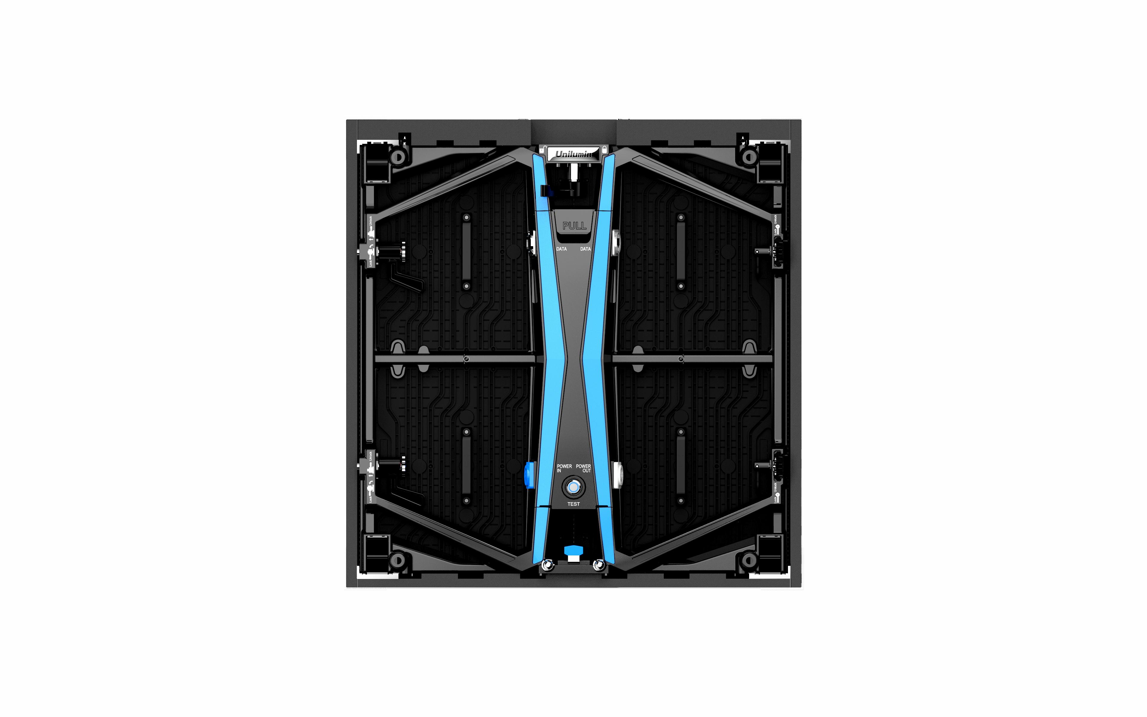 UPAD4 virtual production rental led protection back
