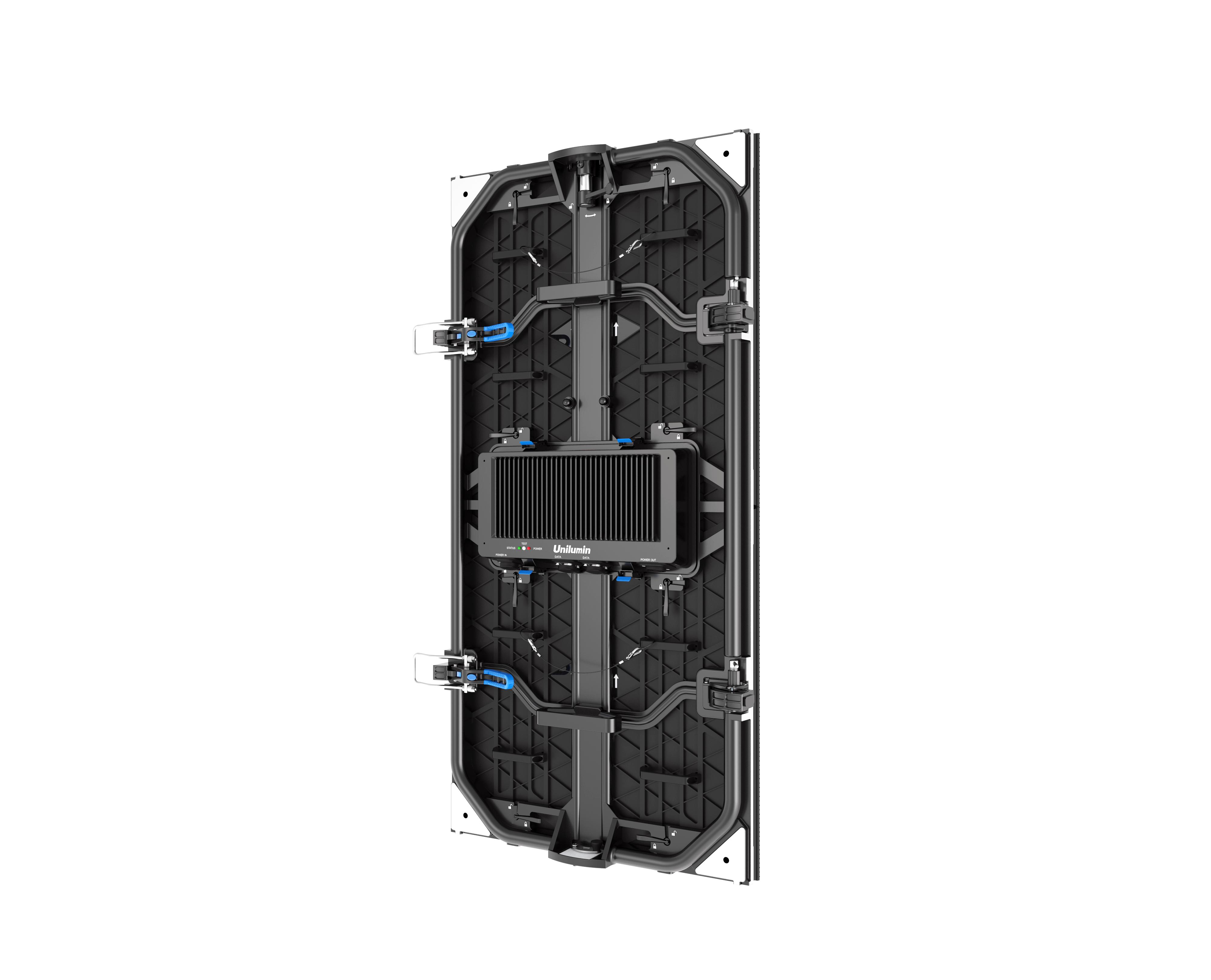 UTILE 3 rental led virtual production horizontal side