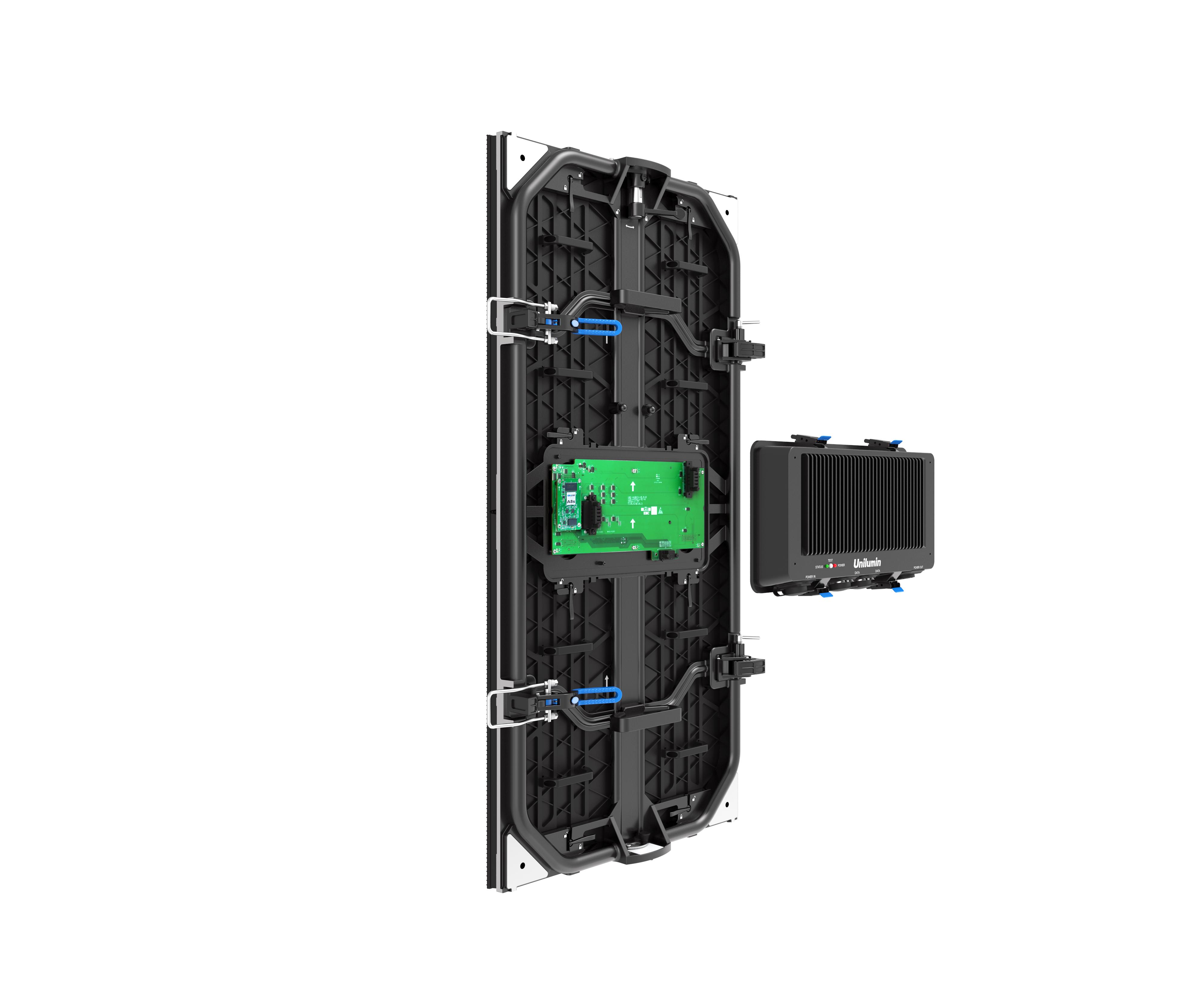 UTILE 3 rental led virtual production module 2