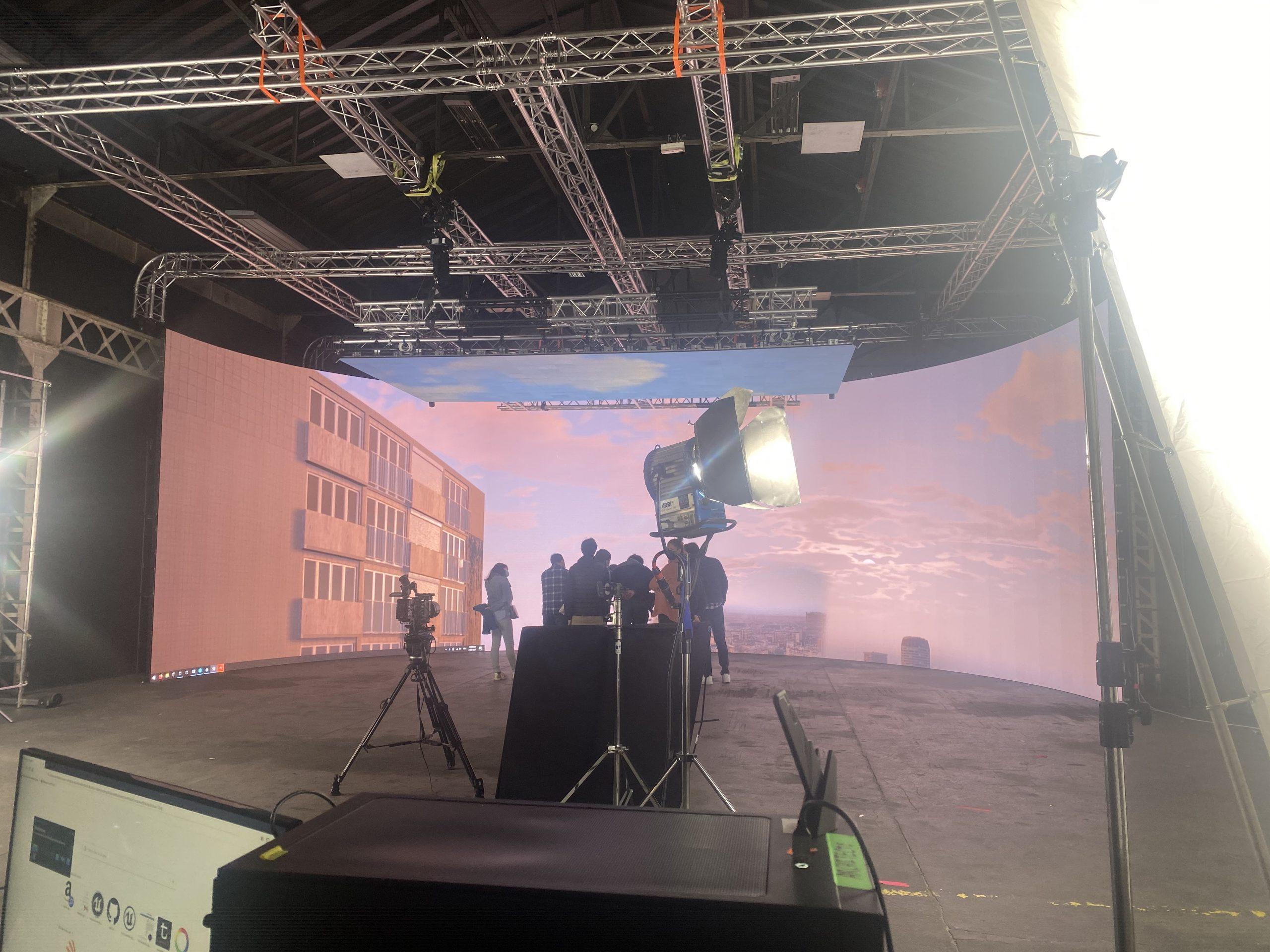 VPH STUDIO KREMLIN production virtuelle