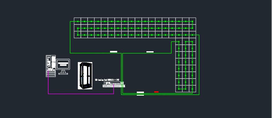 floor diagram enginering p13