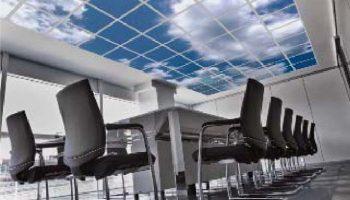 Ci-LED-2 ceiling screen