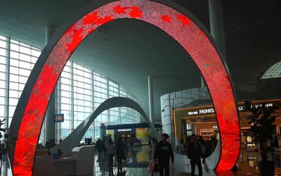 Flexible-LED-screen-Incheon-International-Airport2