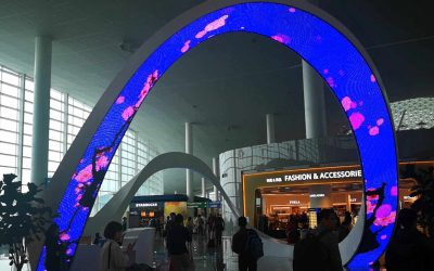 Flexible-LED-screen-Incheon-International-Airport5