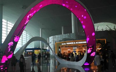 Flexible-LED-screen-Incheon-International-Airport6