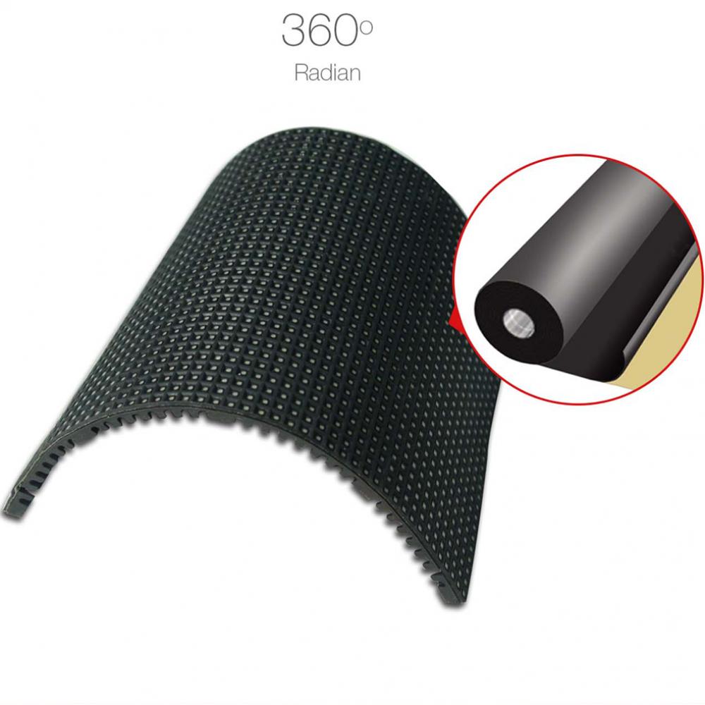 360 degree LED ribbon Screen