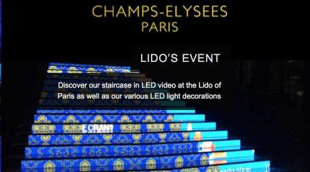 LIDO Paris event