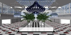 Гранада второе предложение-3D вид сзади